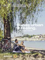Magazine Cities: Swiss urban feeling. Boutique Towns.