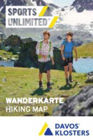 Wanderkarte Hiking Map
