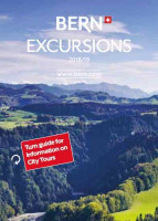Bern Excursions & City Tours 2018/19
