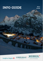 Mürren/Gimmelwald Info Guide Winter 2019/20