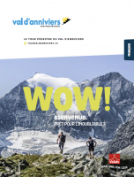 Hiking Tour of the Val d'Anniviers