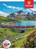 Swiss Travel System Map 2020 EN