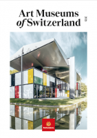 Booklet: Art Museums of Switzerland (2nd. Edition)