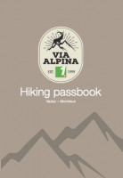 Via Alpina hiking passbook