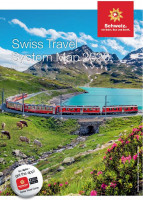 Swiss Travel System Map 2020 IT