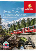 ONLIINE: Swiss Travel System Map 2018