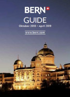 City Guide Bern (Oktober 2018 - April 2019)