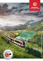 Swiss Travel System Map 2019