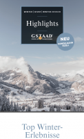 Gstaad Winter Highlights 2019/20