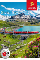 Swiss Travel System Map 2020 DE